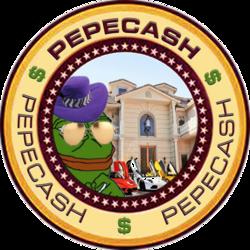 ぺぺキャッシュ pepe the flog